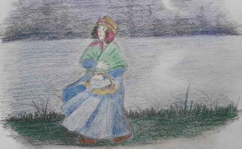 Sarah Gerrish, cake seller, drowned near Semington in 1862