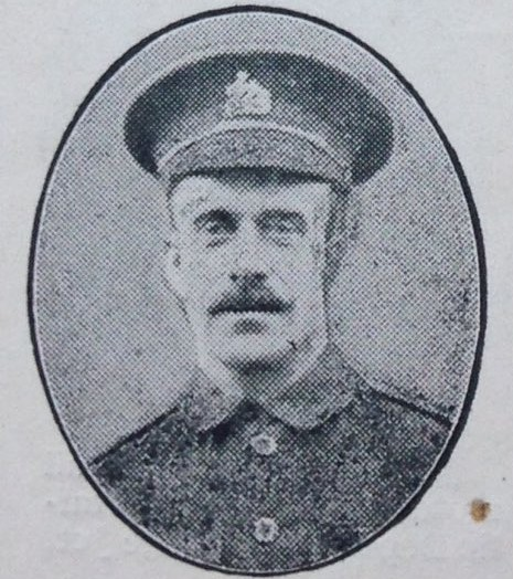 Pte William Hutchins
