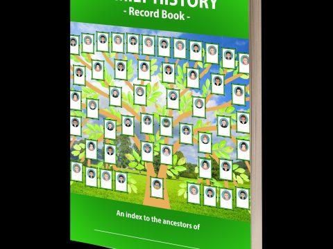 Family History Record Book