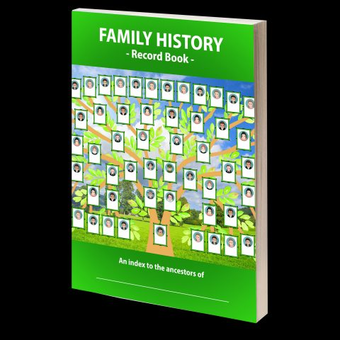 Family History Record Book