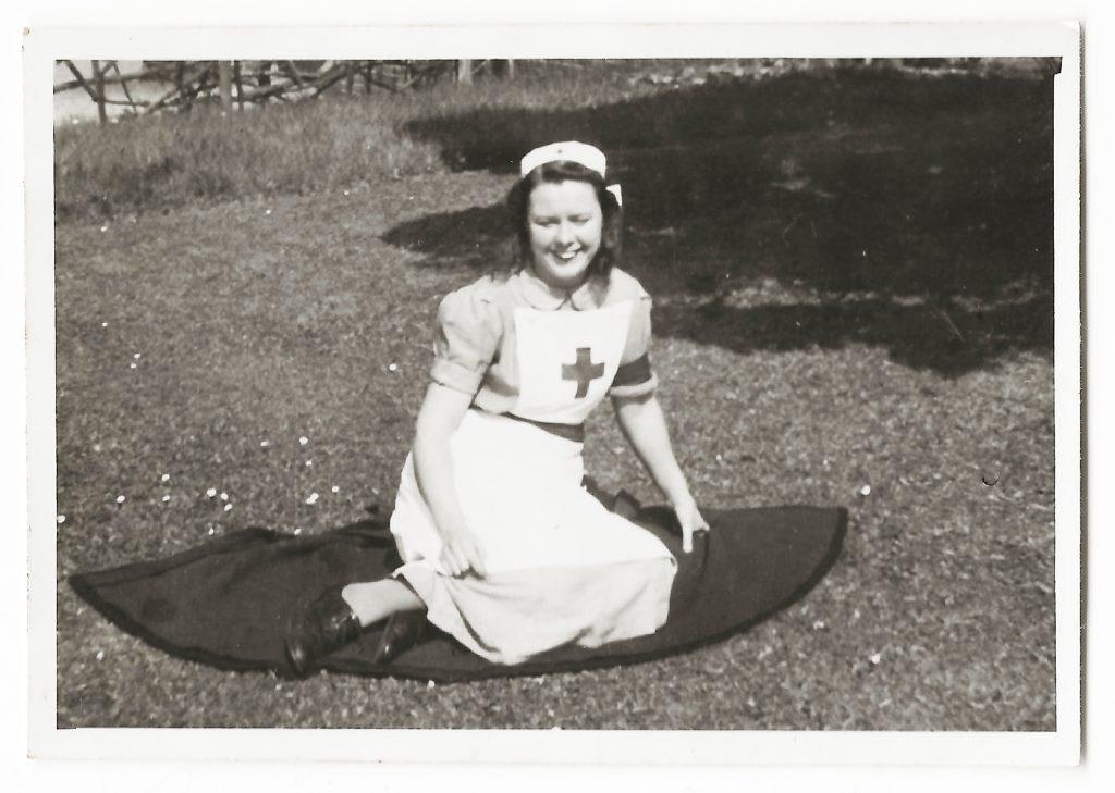 April 1948 Alma at RNH Haslar